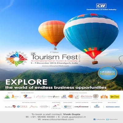 CII Tourism Fest 2014