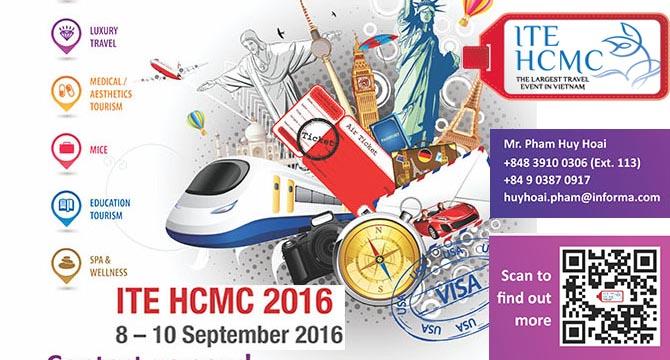 ITE – HCMC 2016 VIETNAM