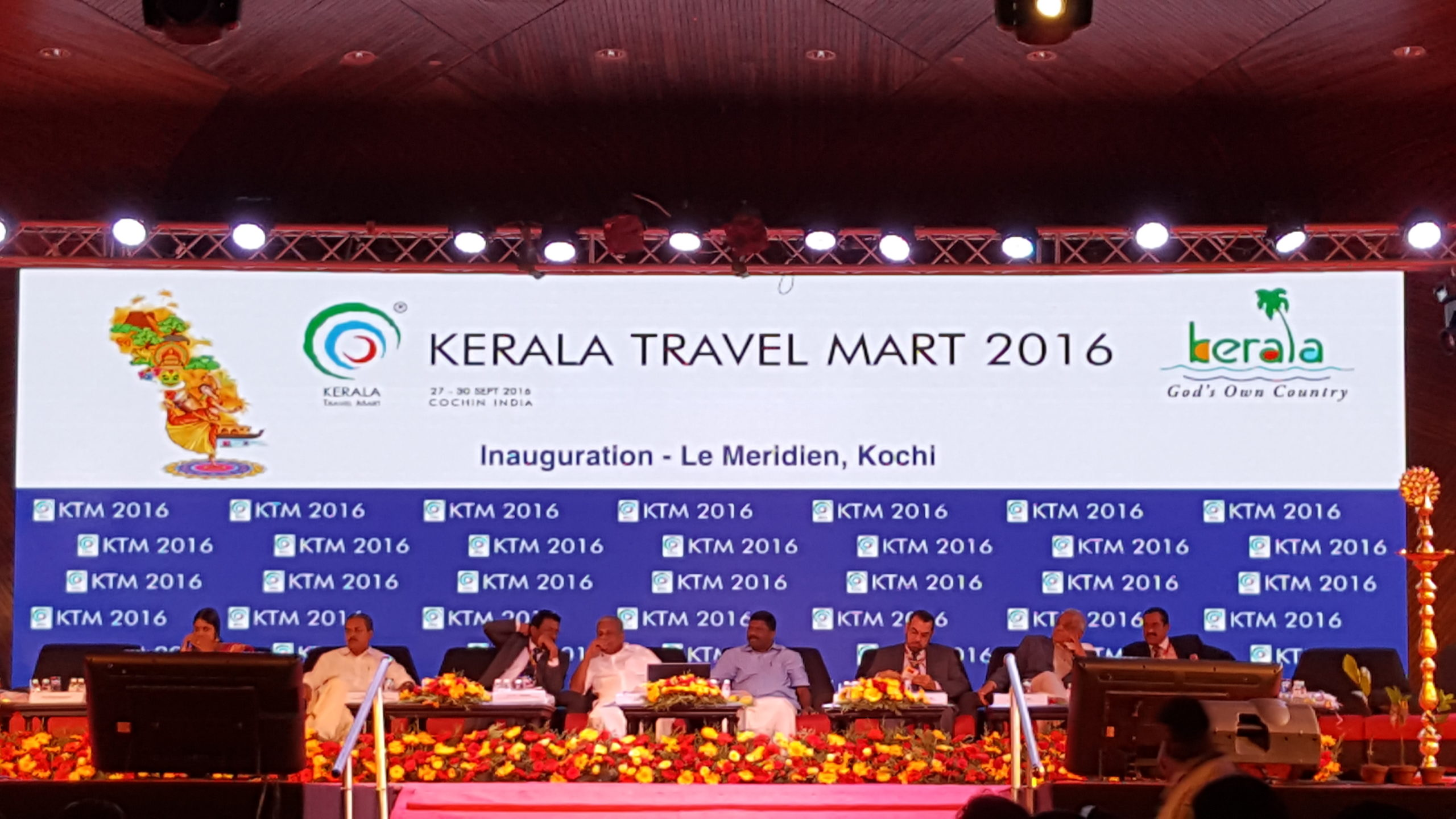Kerala Travel Mart September 2016