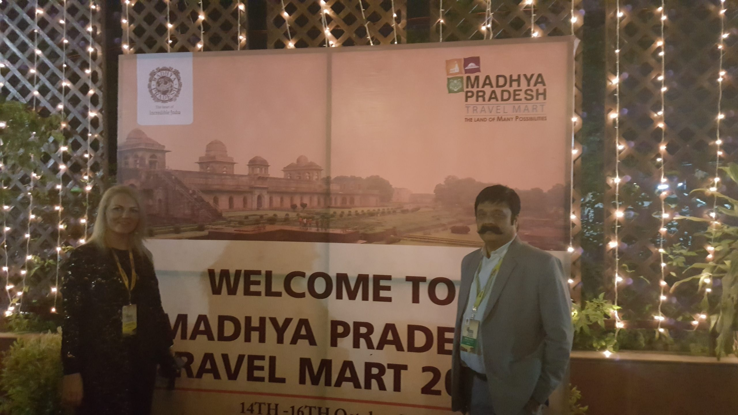 MP Travel Mart Bhopal October 2016