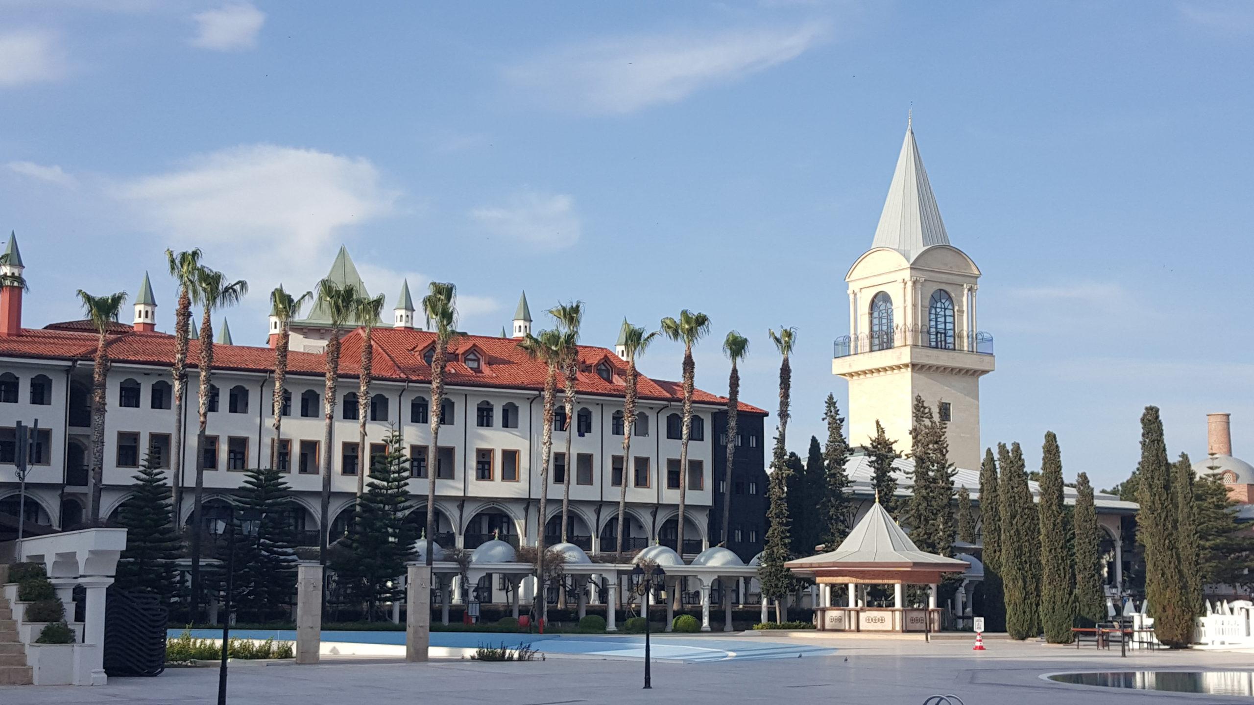 Turkey Tourism – Antaliya – Hestourex Medic Tourism 2017